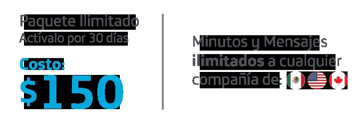 Paquetes Ilimitados Movistar México